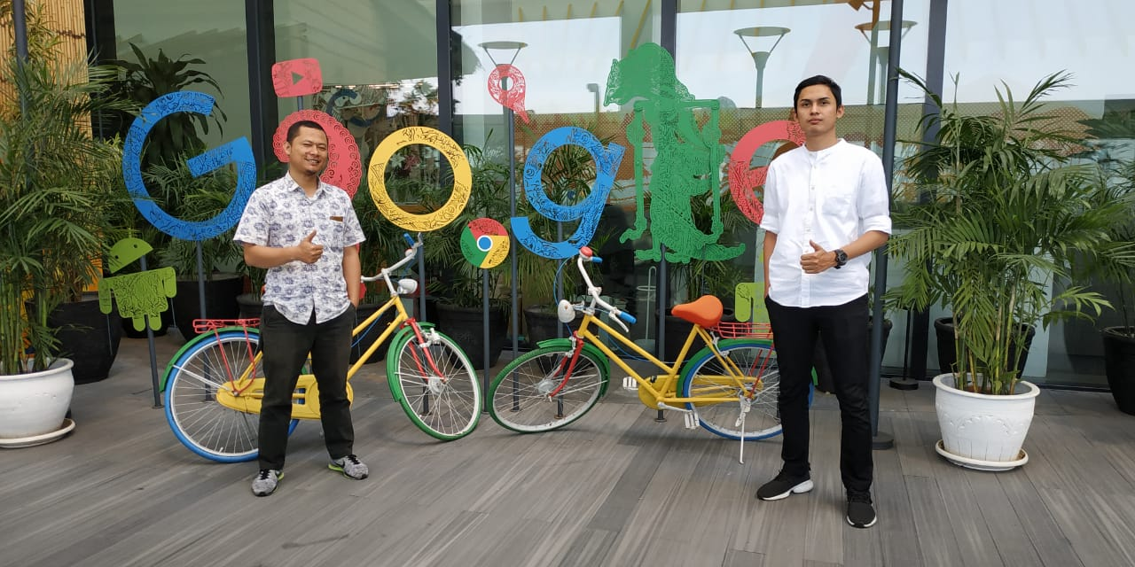 Kevin Maulana - Google Indonesia